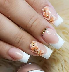 The advantage of the gel is that it allows you to enjoy your French manicure for a long time. There are four different ways to make a French manicure on gel nails. Frensh Nails, Swag Nails, Pink Nails, Matte Pink, Pastel Nails, Blush Pink, Grunge Nails, Black Nails, Stiletto Nails