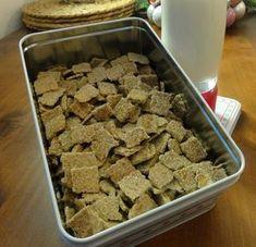 Domácí CINI MINIS | recept na sladké cereálie. Kdo má děti, jistě ví, jak milují sladké cereálie do mléka. Moje děti,