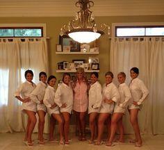 Bridal party photo idea!