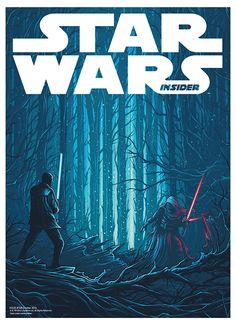 Star Wars Insider Issue 168 - Alternate Cover 1