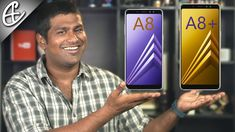 """Samsung Galaxy A8 & A8 2018 (Infinity Display 
