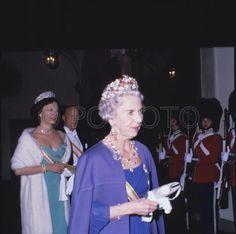 royalwatcher:  Princess Benedikte, Prince Richard, and Queen Ingrid