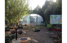 Gardening at school - is there enough time? Blog: May 2015. #outdoorclassroom #schoolpolytunnels