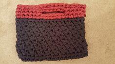T-shirt yarn tablet case/ bag