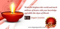 Happy Deepawali from #ElegantGranite family…