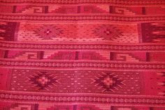 Mexican rugs from Oaxaca