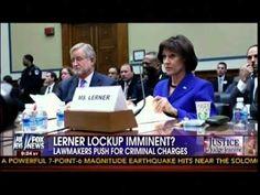 Judge Jeanine Pirro - Lerner Lockup Imminent - Lawmakers Push For Crimin...