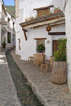 Pampaneira Granada Spain