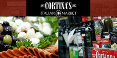 #OC hotspot: Cortina's Italian market and deli! In Anaheim, CA. Meatball Sub