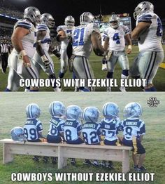 Memes have fun with Texans, Cowboys' brutal losses – American Football Nfl Jokes, Funny Football Memes, Funny Nfl, Funny Sports Memes, Sports Humor, Funny Memes, Football Humor, Stupid Funny, Funny Pics