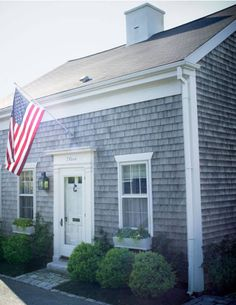 New England Decor Style - State Stereotypes - Town & Country Magazine MY DREAM!