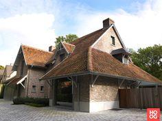 Sels Exclusieve Villabouw - Cottage Koningshof Schoten - Hoog ■ Exclusieve woon- en tuin inspiratie.