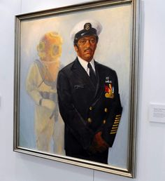 Carl Brashear, the U.S. Navy's first African American Master Diver ...