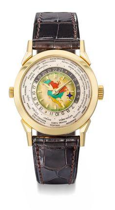 Raritäten bei Christie's. Eine Uhr für 2,1 Millionen? Kein Problem am Montag bei Christie's in Genf