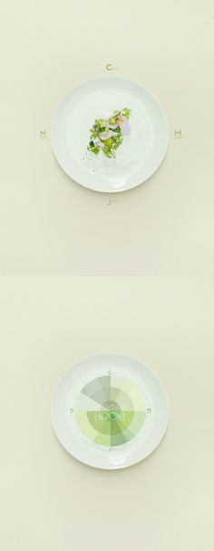 Emilie Guelpa's Monochrome Food | Trendland