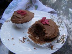 Little Pudding: chocolate fudge cupcakes