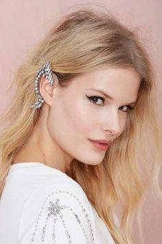 Juana Ear Cuff - Accessories