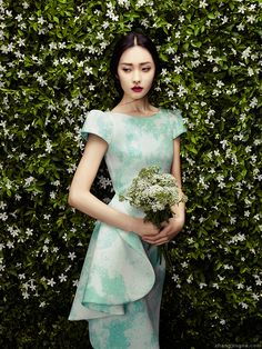 Spring/Summer 2015 #Advertising #Fashion #Photography by Zhang Jingha.