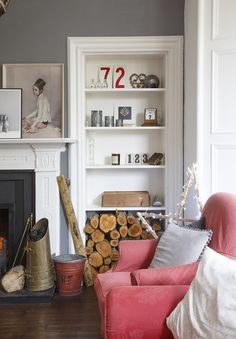 Tour This Fun Eclectic Family Home in Scotland