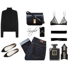 """MINIMAL + CLASSIC: """"Simple Elegance"""" by fashionlandscape"""
