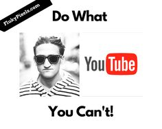 Do What You Can't: An Inspirational Video by Casey Neistat https://flukypixels.com/do-what-you-cant-an-inspirational-video-by-casey-neistat/?utm_campaign=coschedule&utm_source=pinterest&utm_medium=Fluky%20Pixels&utm_content=Do%20What%20You%20Can%27t%3A%20An%20Inspirational%20Video%20by%20Casey%20Neistat If you are anywhere in the social media world, you probably already heard about Casey Neistat. He is one of the most famous YouTubers out there for very good reasons. #CaseyNeistat #YouTube…