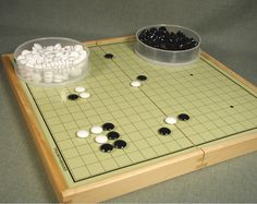 The Game of Go.  Go try it