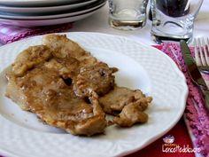 scaloppine al marsala, scaloppine, le ricette del cuore, marsala, ricetta, ricette facili, ricette tipiche siciliane, secondo, carne