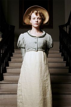 Northanger Abbey (2007) Carey Mulligan  < who also plays Kitty in the most recent P&P.
