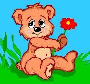 "Desgarga gratis los mejores gifs animados de osos. Imágenes animadas de osos y más gifs animados como gracias, angeles, animales o nombres"""