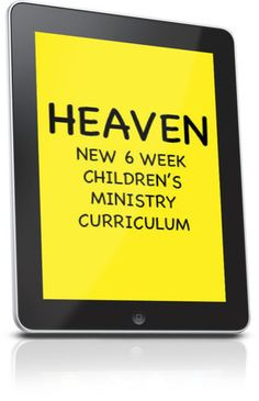 Free Children's Ministry Lesson that teaches kids about Heaven. This lesson is from the Heaven Children's Ministry curriculum series. Kids Church Lessons, Children Church, Bible Lessons For Kids, Sunday School Lessons, Sermons For Kids, Bible Stories For Kids, Bible Study For Kids, Childrens Ministry Deals, Children Ministry