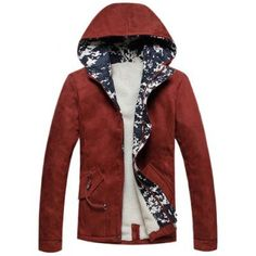 Clothes Type: Down & Parkas  Material: Polyester, Cotton  Collar: Hooded  Clothing Length: Regular  Style: Fashion  Weight: 1.3KG  Sleeve Length: Long Sleeves  Season: Winter  Package Contents: 1 x Coat  Size	Bust	Length	Shoulder Width	Sleeve Length S	98	65	42	60 M	102	66	43	61 L	106...