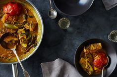 Meen Moiley, a recipe on Food52 - sub alt protein