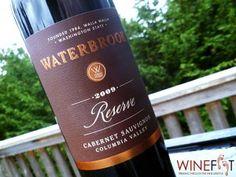 Review: 2009 Waterbrook Reserve Cabernet Sauvignon
