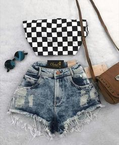 : Cool Outfits For Teenage Girl Cute Comfy Outfits, Lazy Outfits, Swag Outfits, Cute Summer Outfits, Mode Outfits, Retro Outfits, Outfits For Teens, Stylish Outfits, Basic Outfits