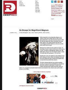 2014: No Escape For Magnificent Magnum - Deep Red Magazine