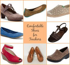 Teaching involves a lot of standing and walking around, and without comfortable shoes (okay, even WITH comfortable shoes), that can be pretty hard on your body. I recently asked my followers on Facebook to share the most comfortable shoes they've found for teaching, and got a wide range of responses regarding sneakers/tennis shoes, ballet flats,…
