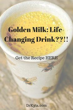 Benefits of golden milk, heal inflammation, delicious superfood recipes Matcha Benefits, Coconut Health Benefits, Turmeric Milk Benefits, Almond Milk Benefits, Tea Benefits, Ayurveda, Golden Milk Benefits, Healthy Drinks, Healthy Eating