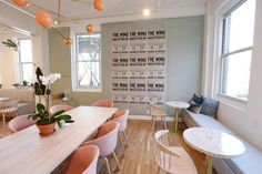 The Wing: Manhattan's First All-Female Coworking Space And Social Club | Fast Company | Business + Innovation