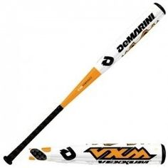 DeMarini Vexxum -5 Baseball Bat with 2 5/8-Inch Barrel (27-Ounce, 32-Inch) by Demarini. $109.49. Taper ring technology - DeMarini bats comply with BBCOR standards, but maintain a distinct weight advantage over aluminum bats. That's because the weights added closer to the taper of the bat and not the end of the barrel to maintain the maximum sweet spot and keep swing speed at its fastest. SC4 alloy barrel - DeMarini's proprietary aluminum extrusion provides a thickness tun...