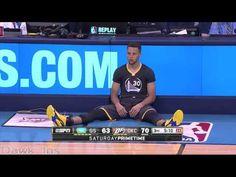 Steph Curry's Game Winner Heard Around the World - YouTube