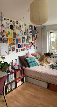 Room Design Bedroom, Room Ideas Bedroom, Bedroom Decor, Bedroom Inspo, Room Ideias, Cute Room Ideas, Indie Room, Pretty Room, Aesthetic Room Decor
