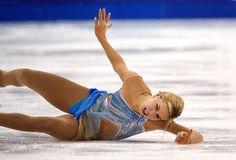 Era uma das favoritas Anna Pegorillaya...foi uma pena! fonte Globo esporte