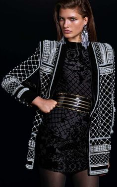4d520e65 The #balmainxhm collection we have all been waiting Fast Fashion, Fashion  News, High