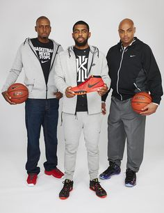 Penny Hardaway Kyrie Irving Charles Barkley