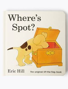 Buy the Where's Spot? Storybook from Marks and Spencer's range. Christmas Offers, Christmas Gifts For Kids, Smart Casual Shirts, Cosy Sofa, Winter Bedding, Flower Subscription, Bedding Shop, Range