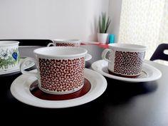 Arabia finland Faenza tea cup