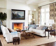 Decorating Goals: Andrew Howard Interior Design - Katie Considers