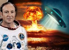 Apollo Astronaut Mitchell Says Aliens Prevented Nuclear War On Earth To Ensure Our Survival [Video]