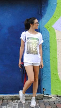 Peace, Love, Woodstock! Graphic Tee by @lyricculture