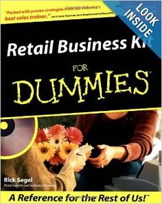 Retail Business Kit For Dummies (For Dummies (Lifestyles Paperback)): Rick Segel: 0785555062269: Amazon.com: Books